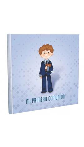 Libros de Comunión cuadrado con Estuche Lujo Edima 500853