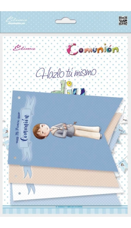 Pack 12 Banderines + 1 Banderín Personalizable Edima 465909-B