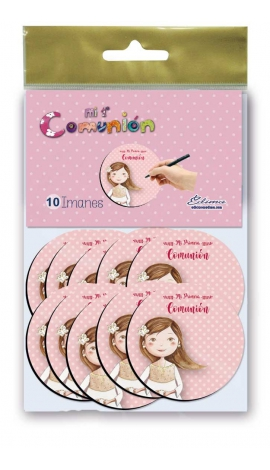 Pack 10 Imanes Edima 435842-B
