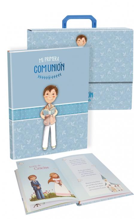 Libro de Firmas Comunión + Maletín Edima 500845