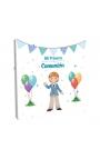 Libros de Comunión cuadrado con Estuche Lujo Edima 500973
